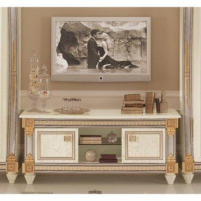 Arredoclassic Liberty 2 Door 1 Shelf TV Cabinet