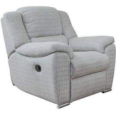 Buoyant Blake Fabric Recliner Chair