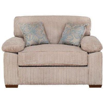 Buoyant Dexter Fabric Love Chair