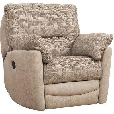 Buoyant Metro Fabric Recliner Chair