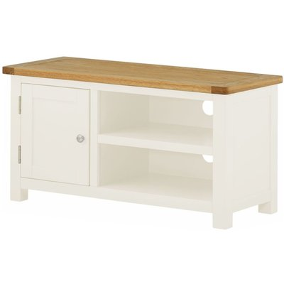 Classic Portland TV Cabinet -White Painted
