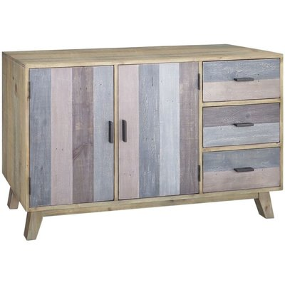 Classic Sorrento large Sideboard - Reclaimed Pine