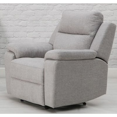 Jackson Fabric Recliner Armchair