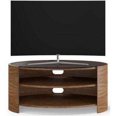Tom Schneider Elliptic 1000 Walnut Small TV Stand