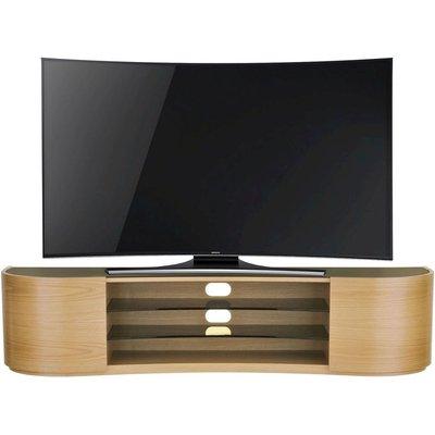 Tom Schneider Undulate Oak TV Stand