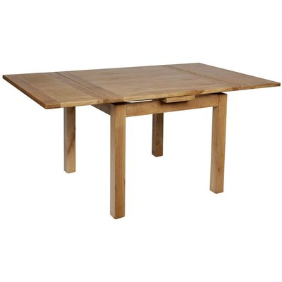 Lyon Oak 90cm-160cm Extending Dining Table