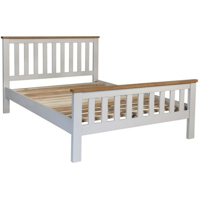 Sweet Dreams Cooper Cream Bed Frame