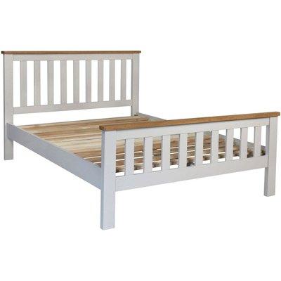Sweet Dreams Cooper Grey Bed Frame