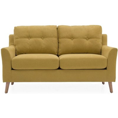 Vida Living Olten Citrus Fabric 2 Seater Sofa