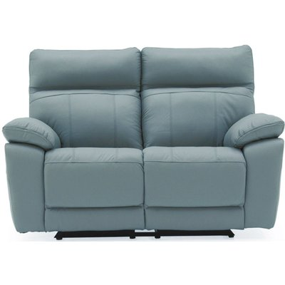 Vida Living Positano Blue 2 Seater Recliner Sofa