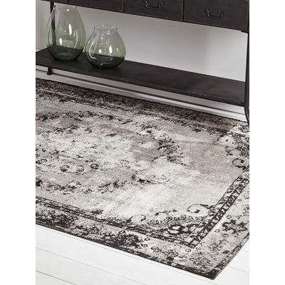 Alexis Rug Large- Charcoal