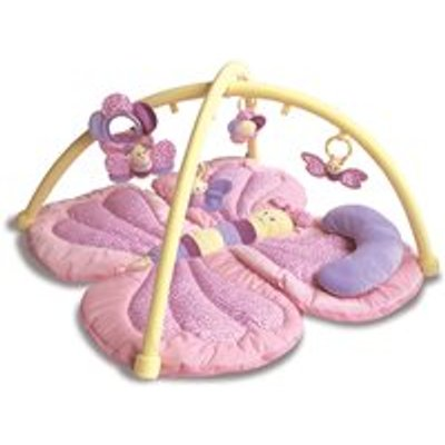 Little Bird Told Me Billowy Butterfly Multi Activity Baby Play Gym
