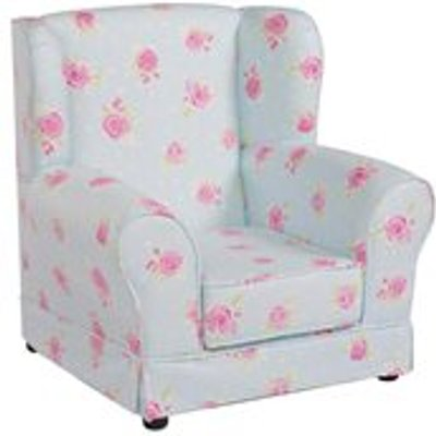 CHILDREN'S WING CHAIR