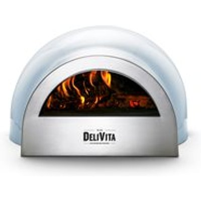 DeliVita Outdoor Pizza Oven in Vintage Blue - DeliVita Starter Collection