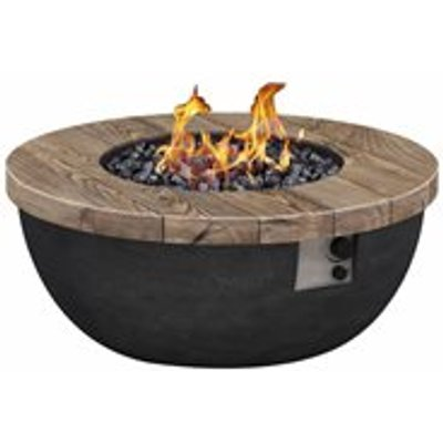 Foremost Outdoor Bowl Gas Fire Pit