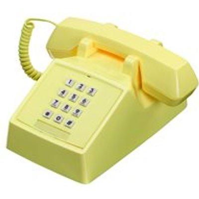 Retro 2500 Telephone in Lemon Sorbet