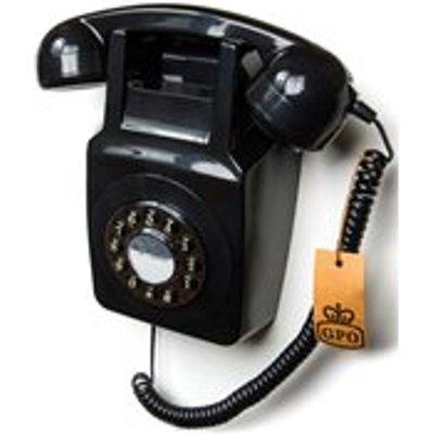 RETRO WALLPHONE 746 in Black