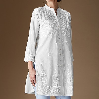 Bihar Embroidered Shirt