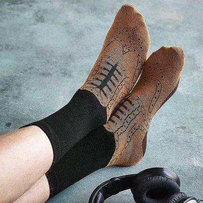 Pair of Brogues Socks