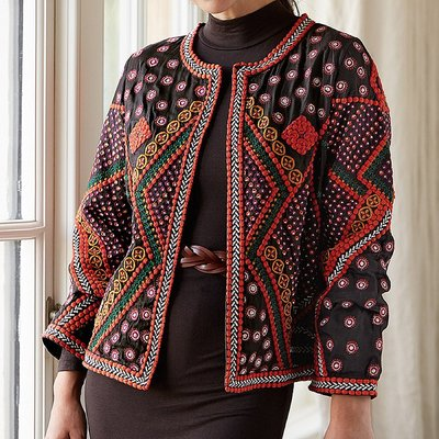 Damini Embroidered Jacket