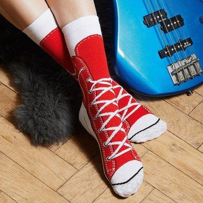 Pair Of Sneaker Socks