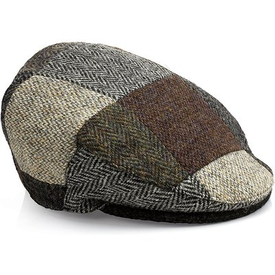Harris Tweed Cap