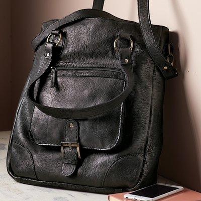 Kasol Leather Bag