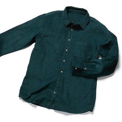 Men's Organic Cotton Cord Shirt