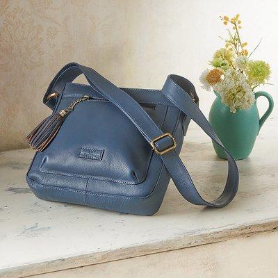 Santorini Leather Bag