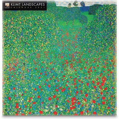 """Klimt""""s Landscapes Calendar"""