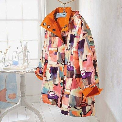 Cubist Reversible Jacket