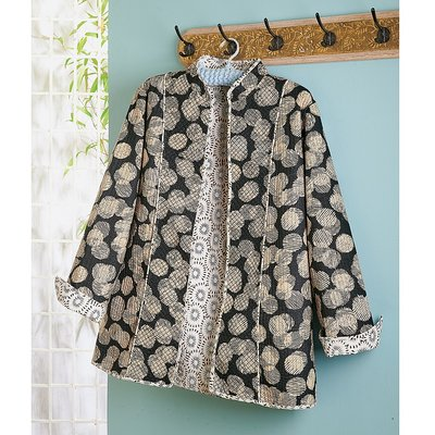 Sapporo Cotton Reversible Jacket