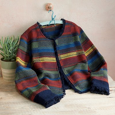 Sarape Jacket