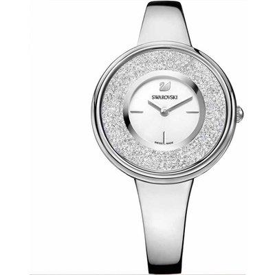 Swarovski Crystalline Pure Watch, White, Stainless Steel