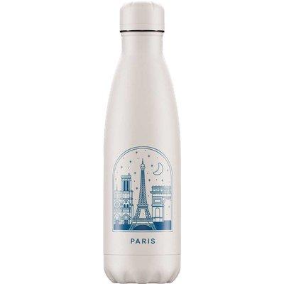 Chilly's 500ml City Break Paris Water Bottle