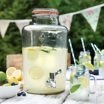 Kilner Garden Party Drinks Dispenser 8ltr