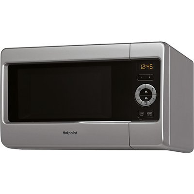 5016108965672 | Hotpoint MWH2422MS Freestanding Microwave with Grill  Silver