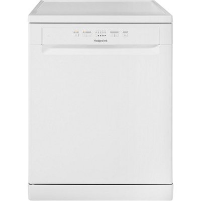 Hotpoint Aquarius HFC2B26C Standard Dishwasher in white - 5054645054596