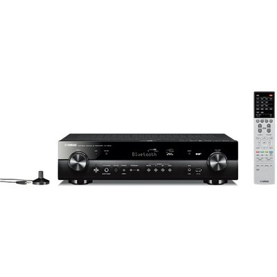 Yamaha RXS602 5 1 Channel Network AV Receiver with Canton Movie 75 5 1 Surround Sound System in Black - 4957812633659