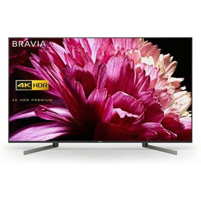 Sony BRAVIA KD55XG9505 55 inch 4K Ultra HD HDR Smart LED Android TV