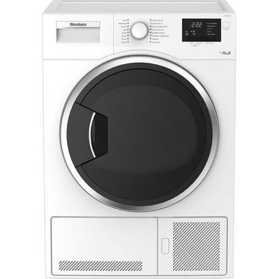 Blomberg LTK21003W 10kg Condenser Tumble Dryer White