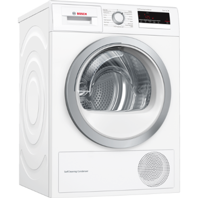Bosch WTM85230GB Serie 4 Condenser Tumble Dryer with Heat Pump