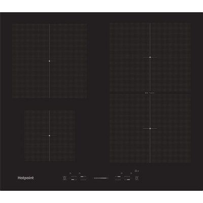 Hotpoint CIS641FB 60cm Induction Hob - 5054645010806