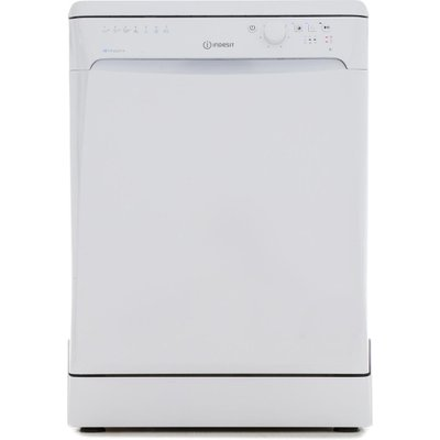 Indesit DFP27T94Z Freestanding Dishwasher in White - 8050147052297
