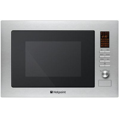 Hotpoint MWH 222 1 X Built In Microwave Oven in Stainless Steel - 5016108820094