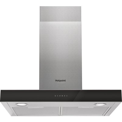 HOTPOINT  PHBS6 8FLTIX Chimney Cooker Hood   Stainless Steel  Stainless Steel - 5016108949788