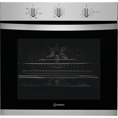 8050147026656 | Indesit KFW3543HIXUK Aria Electric Single Built in Oven