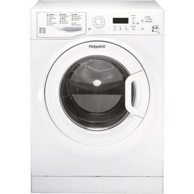 Hotpoint FDL8640P 8Kg Washer Dryer in White with 1400rpm spin