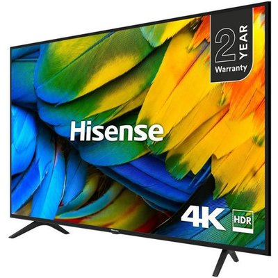 Hisense H50B7100UK 50Inch 4K UHD HDR Smart TV with Freeview Play