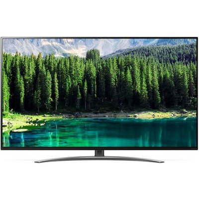 LG 49SM8600PLA 49 inch LED HDR NanoCell 4K Ultra HD Smart TV with Freeview